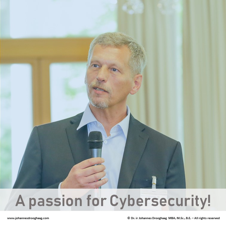 Being passionate about #Cybersecurity!