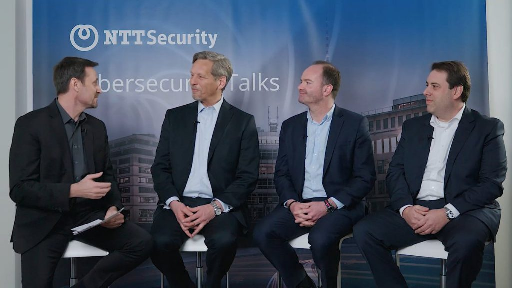 CyberSecurityTalks - Part 1 with Dr. ir Johannes Drooghaag