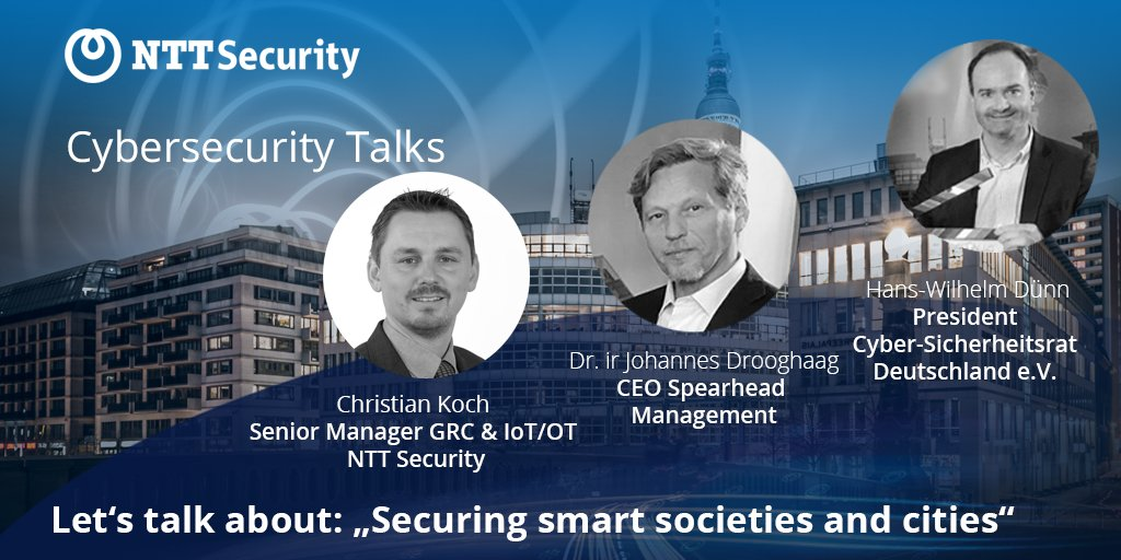 CYBERSECURITYTALKS – PART 2 with Dr. ir Johannes Drooghaag