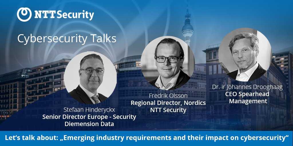 CYBERSECURITYTALKS – PART 3with Dr. ir Johannes Drooghaag
