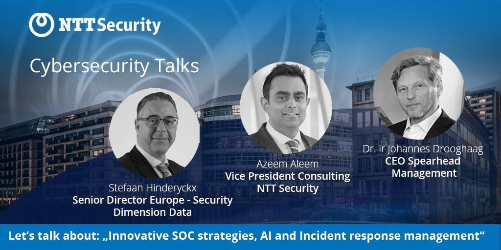 CYBERSECURITYTALKS – PART 4 with Dr. ir Johannes Drooghaag