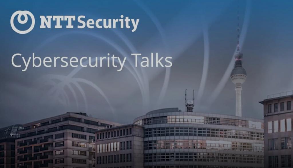 NTT Cybersecurity Talks with Dr. ir Johannes Drooghaag
