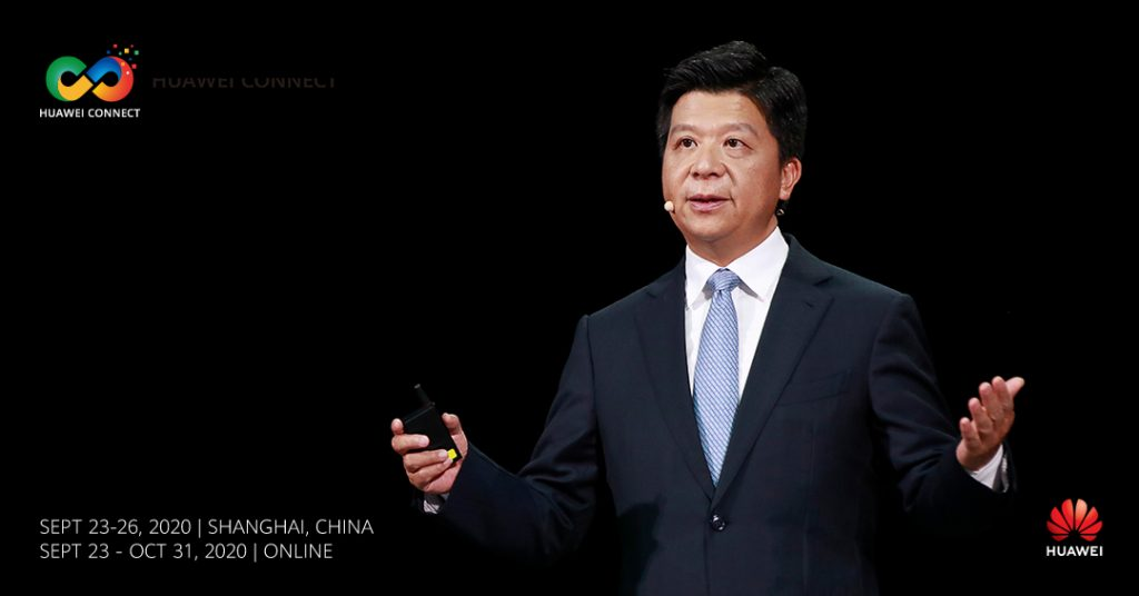 Five domains and one goal – Huawei's mission and vision
