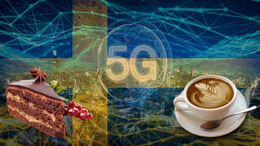 Sweden Europe EU 5G Ericsson Huawei