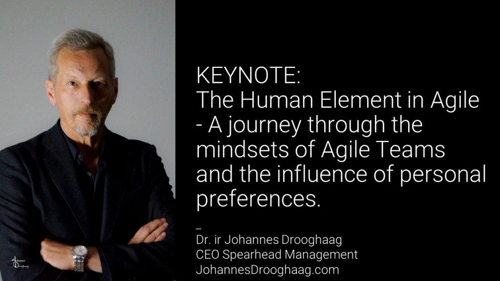 KEYNOTE: The Human Element in Agile