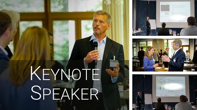 Keynote Speaker Dr. ir Johannes Drooghaag